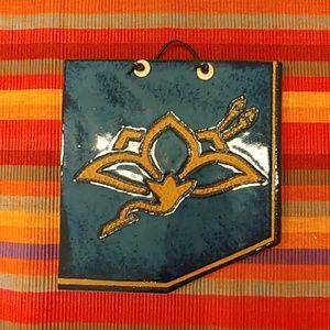 Other - Lotus Motif Tile